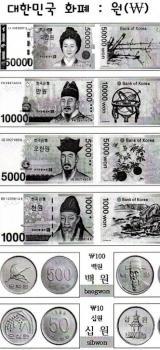 Cours de coréen à imprimer